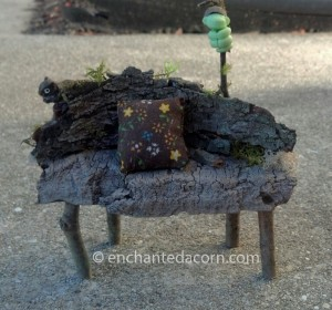 fairy couch fairy furniture