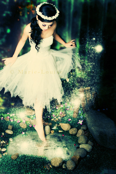 girl from a fairy - photo #36
